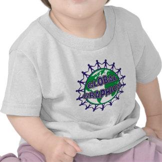 Global Graphics Tee Shirts