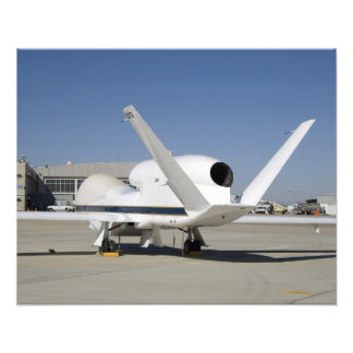 Global Hawk unmanned aircraft 2 Photo Print