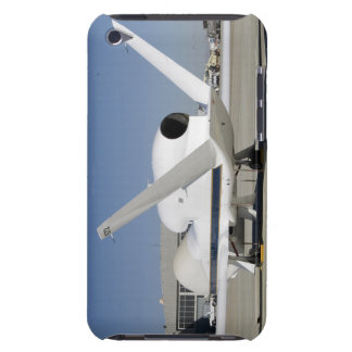 Global Hawk unmanned aircraft Barely There iPod Covers