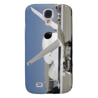 Global Hawk unmanned aircraft Galaxy S4 Case