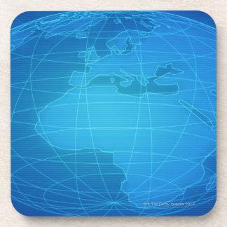 Global Image Coaster