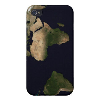Global image of our world iPhone 4/4S cases