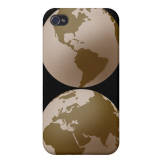 Global iPhone 4 Cover