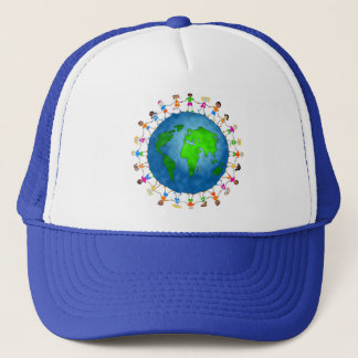 Global Kids Trucker Hat