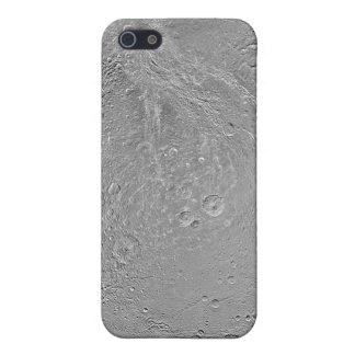 Global map of Saturn's moon Dione iPhone 5 Case