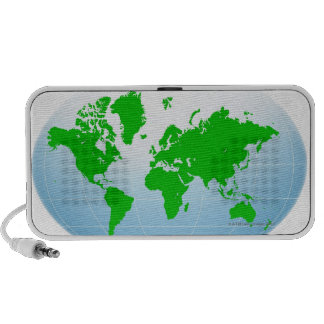 Global Map Speakers