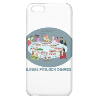 GLOBAL POTLUCK DINNER CASE FOR iPhone 5C