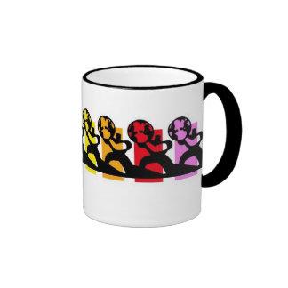 Global Pride Ringer Mug
