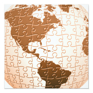 Global Puzzle Invitations