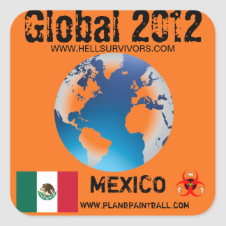 Global Sticker Mexio 2012