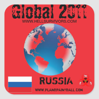 Global Sticker Russia 2011