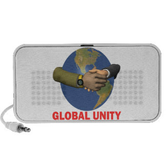 Global Unity Mp3 Speakers