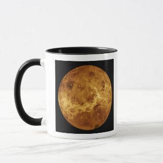 Global view of the surface of Venus Mug
