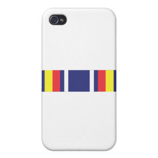 Global War on Terrorism Ribbon Cover For iPhone 4