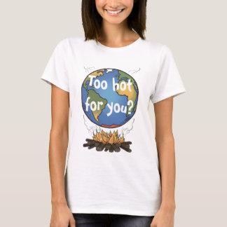 Global Warming Awareness T-Shirt