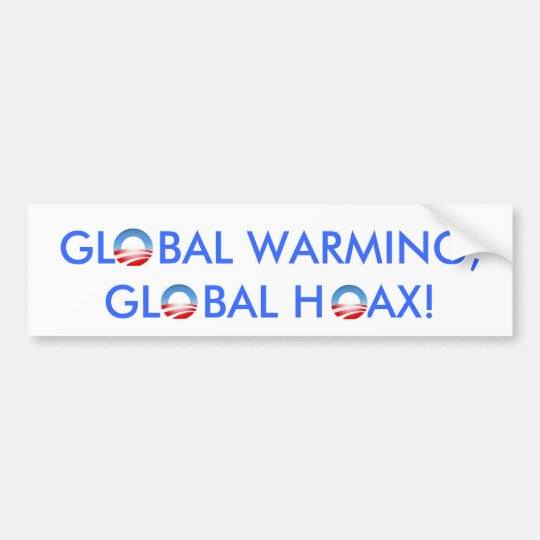 Global Warming? Bumper Sticker