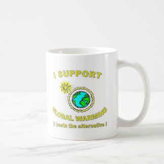 global warming coffee mug