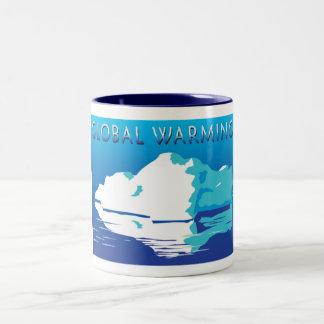 Global Warming Cup Mugs