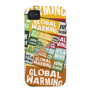 Global Warming Fraud iPhone 4/4S Covers