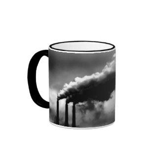 global-warming, Global Warming Ringer Mug