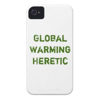 Global Warming Heretic Blackberry Case