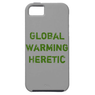 Global Warming Heretic iPhone Case