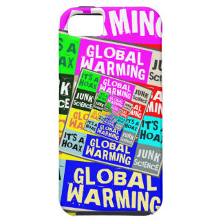 Global Warming Hoax iPhone 5 Cover