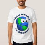 Global Warming is a Global Hoax Tee Shirt