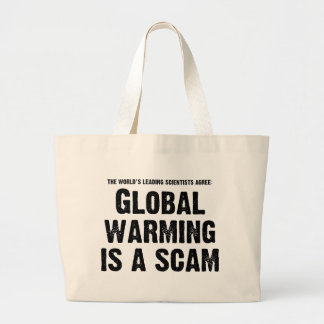 Global Warming is a Scam Bags