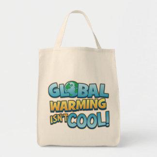 Global Warming Isn't Cool Classic Tote Bag