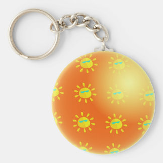 Global Warming Key Ring