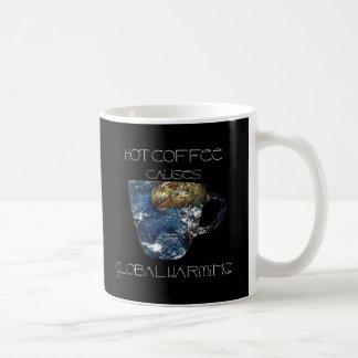 Global Warming mug from Sinthyia Darkness