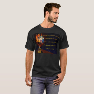 Global Warming Threat T-Shirt