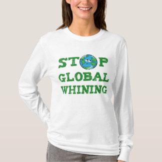 Global Whining Ladies Tee