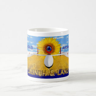 Globalflyer Launch & Land Mug