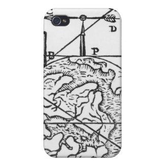 Globe 3 iPhone 4/4S cover