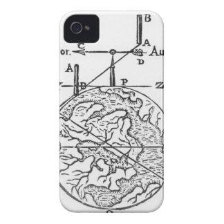 Globe 3 iPhone 4 Case-Mate case