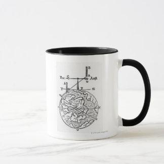 Globe 3 mug