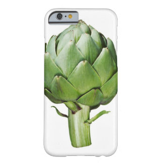Globe Artichoke on White Background Cut Out Barely There iPhone 6 Case