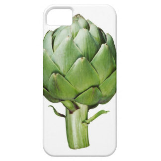 Globe Artichoke on White Background Cut Out Case For The iPhone 5