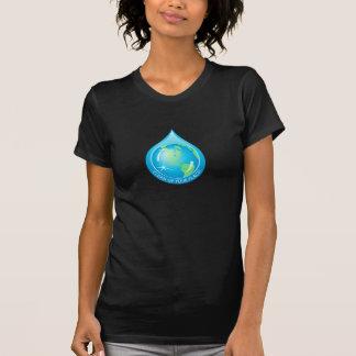 Globe In Drop Tshirts