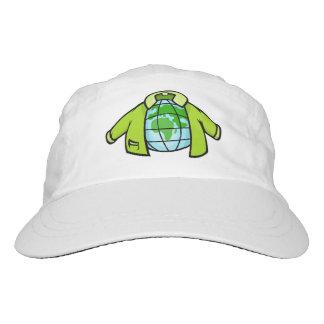 Globe Jacket Hat