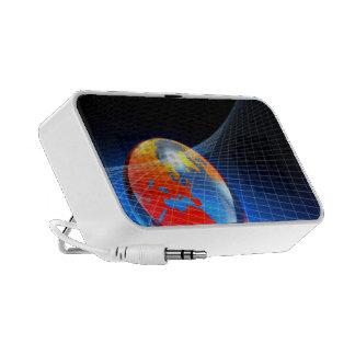 Globe Mini Speakers