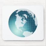 Globe Mousepad