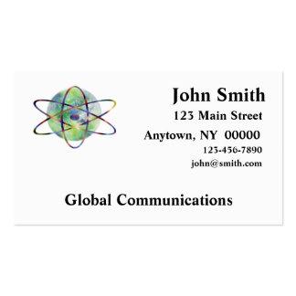 Globe Nucleus Business Card