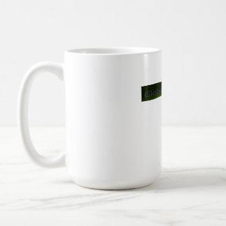 Globe of geek coffee mug