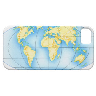 Globe of the World Barely There iPhone 5 Case