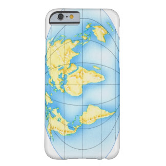 Globe of the World Barely There iPhone 6 Case