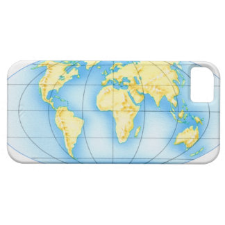 Globe of the World iPhone 5 Case