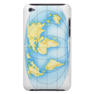 Globe of the World iPod Touch Cover